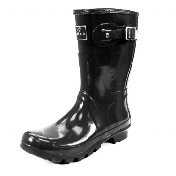 GRIsport Lunar 'SWEDEN' Black Wellington  Boot